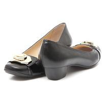 Sapato Feminino Jorge Bischoff 4061-30 Couro Original+n.f