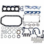 Kit Retifica Motor Aço C/ Ret Gol Parati 98/2001 1.0 16v At