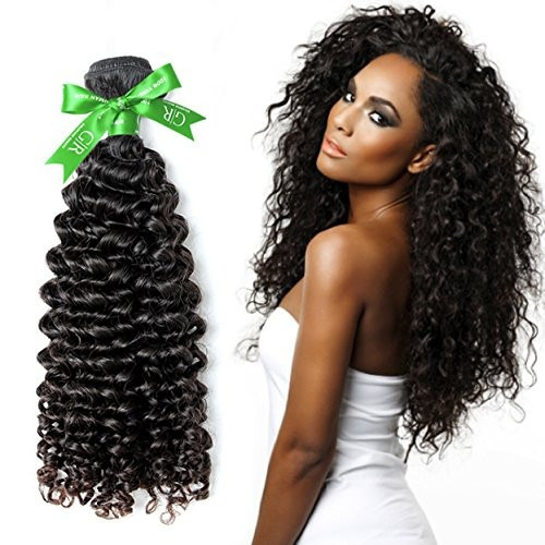 Brazilian hair natural curly