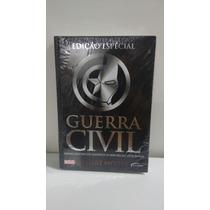 Guerra Civil Edição Especial Capa Dura.