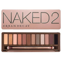Naked 2 Paleta Importada (pronta Entrega)