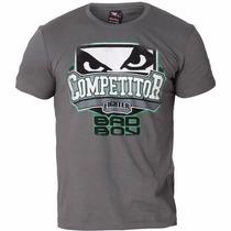 Camiseta Bad Boy Competitor Cinza Gg2