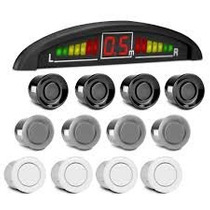 Sensor De Estacionamento Peugeot 208 (retire Ou Instale)
