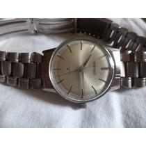 Relógio Seiko A Corda Coleção 1965 Leia