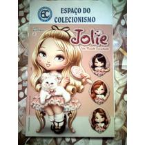 Álbum Figurinhas Jolie 2013 - Completo Para Colar