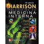 Harrison Medicina Interna 2 Vol Edic 18 + Dv De Longo Españo