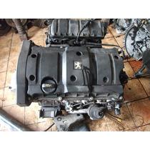 Motor Parcial Peugeot 206/307 Citroen C3 1.6 16v Flex