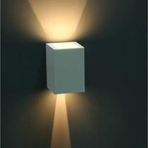 Luminária Balizador Arandela Facho Ext. Germany 15140 Branca