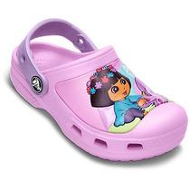 Sandália Infantil Crocs Cc Dora Butterfly