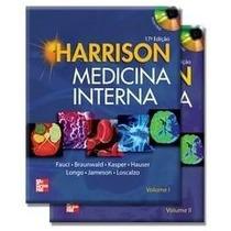 Harrison Medicina Interna - 2 Volumes - 17ª Ed. 2009