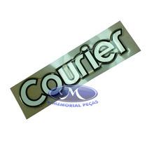 Logotipo Tampa Traseira-marca: Original Courier-2000-2002