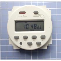 Timer Digital 12v Nano Lcd Programavel - 17 Programações