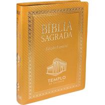 Bíblia Templo De Salomão - Letra Gigante