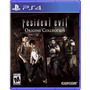 Resident Evil Origins:collection Br Ps4 Midia Fisica