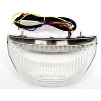 Lanterna Traseira C/pisca Integrado Cbr 600rr / 1000rr