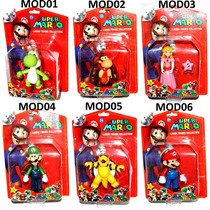 Miniaturas Nintendo Mario Bros Donkey Kong Promoção