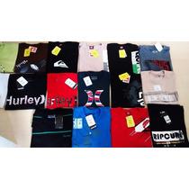 Kit 10 Camisetas Originais De Marcas Na Promoção Aproveite