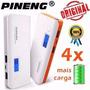 Bateria Externa Original Power Bank Pineng 10000mah Celular