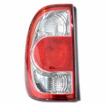 Lanterna Traseira Esquerda Volkswagen Saveiro G4 2006/ 2010