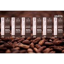 Leve 6 Pague 5 Chocolate 70% Cacau Intenso Sem Lactose Java