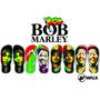 Chinelos Bob Marley - Reggae - Jamaica - Música
