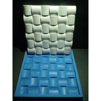 Forma Silicone Mosaico 3d Gesso 29x29 Cm