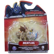 834 Ctosd Mini Figuras Dragão Mini Figuras Meatlug