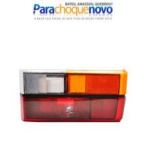 Lanterna Gol 80 81 82 83 84 85 86 Tricolor Friso Preto
