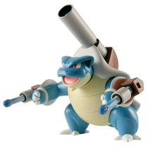 Boneco Pokémon Battle Attack Mega Blastoise Tomy Original