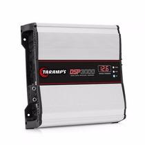 Modulo Taramps Dsp 3000w Rms Processador Digital Voltimetro