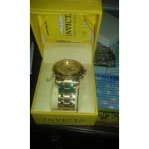 Relógio Invicta Ouro. Pro Diver. Modelo Unico