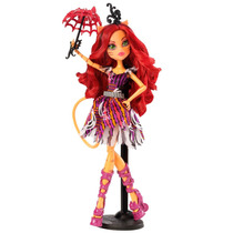 Boneca Monster High Freak Du Chic - Toralei - Mattel