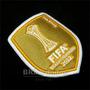 Tpc110 World Champions 2012 Corinthians Patch Bordado 6x8 Cm