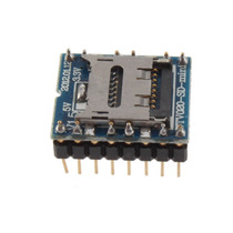Mini Sd Card Mp3 Sound Module For Pic Arduino Wtv020-sd-16p