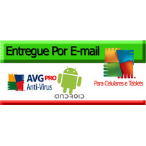 Avg Pro Antivirus Para Celulares E Tablets