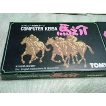 Mini Computador Keiba - Computer Keiba - Game Antigo