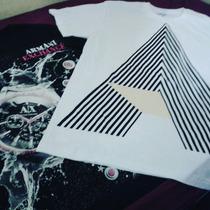 Camisa Armani Exchange 2016