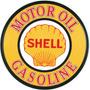 Adesivo - Motor Oil Shell Gasoline