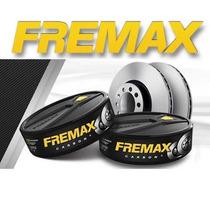 Disco De Freio Traseiro Bmw 318i Touring - Marca Fremax