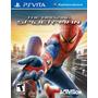 The Amazing Spiderman - O Espetacular Homem Aranha - Psvita