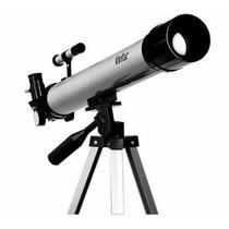 Vivitar Vivtel 50600 Telescópio De Refração 60x/120x Lua