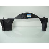 Defletor Inferior Radiador S10 00/ Blazer 2.8 Diesel - Novo