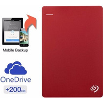 Hd Externo 1tb Usb 3.0 Pc E Mac -seagate Backup Plus Slim-