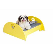 Cama Especial Para Cachorro / Modelo Fun / Mdf / Bennypet