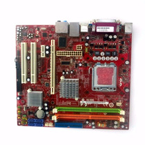 Placa Positivo Desktop Ms7267 V4.7 4gb Ddr2 775 Core 2 Duo