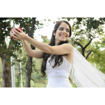 Vestido De Noiva Em Renda (única Dona)