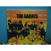 The Gadjits - Today Is My Day - Cd Digipack Importado