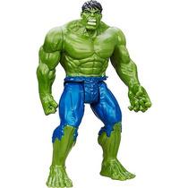 Boneco Hulk Avengers Assemble Vingadores Titan Hero Series