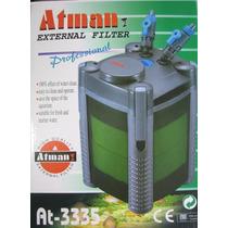 Filtro Externo Canister Atman At- 3335 2 Cestas 600l/h 110v