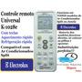 Controle Remoto Universal Ar Condicionado Split *eletrolux*